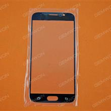 Front Screen Glass Lens For Samsung Galaxy S6 (G9200), blue OEM Touch Glass SAMSUNG G9200
