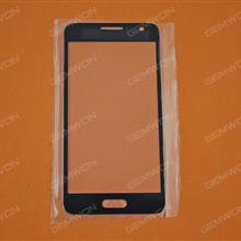 Front Screen Glass Lens for Samsung Galaxy A3 (A3000),Black Touch Glass SAMSUNG A3000