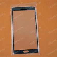 Front Screen Glass Lens for Samsung Galaxy note4 (N9100),gray OEM Touch Glass SAMSUNG N9100