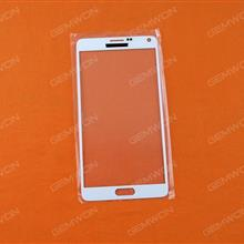 Front Screen Glass Lens for Samsung Galaxy note4 (N9100),White Touch Glass SAMSUNG N9100