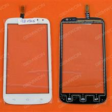 Touch screen for Huawei Ascend G610 white Touch screen HUAWEI