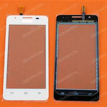 Touch screen for Huawei  Ascend G510 U8951 T8951 White Touch screen HUAWEI