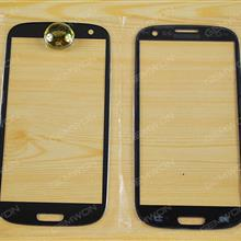 Front Screen Glass Lens for Samsung Galaxy S3(i747 i535 T999 i9300) Gray OEM Touch Glass SAMSUNG I9300
