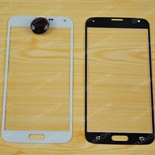 Front Screen Glass Lens for Samsung Galaxy S5 (G9006v) White OEM Touch Glass Samsung G9006