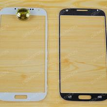 Front Screen Glass Lens For Samsung Galaxy S4 (I9500,i9505,i337),White OEM Touch Glass SAMSUNG I9500