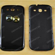 Battery Cover For SAMSUNG Galaxy S3,BLACK Back Cover SAMSUNG I9300