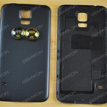 Battery Cover For SAMSUNG Galaxy S5,BLACK Back Cover SAMSUNG G9006