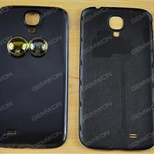 Battery Cover For SAMSUNG Galaxy S4,BLACK Back Cover SAMSUNG I9500