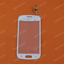 Touch Screen for Samsung Galaxy Trend Lite GT-S7390 S7392,White Touch Screen SAMSUNG S7391