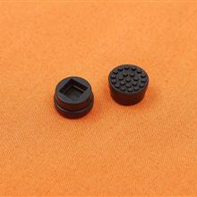 100Pcs New HP Laptop keyboard Mouse Pointing Stick Cap,Black Computer Accessories 28G