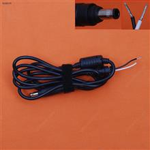 DC Cords For SAMSUNG,5.5mmx3.0mm,0.6㎡ 1.5M,Material: Copper,(Good Quality) DC Jack/Cord 5.5*3.0MM
