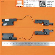 Internal Laptop Speakers For DELL Inspiron 17R N7110(Left+Right) Speakers D6K3X