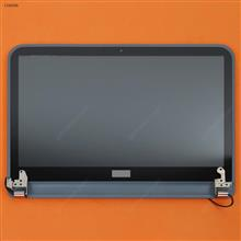 Cover A +B+LCD complete For  inspiron 14R 5437/5421/3421/3437 14''inch  SilverDELL 14R 5437