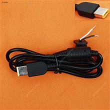USB  DC Cords For LENOVO Yoga,0.3㎡ 1.2M,Material: Copper,(Good Quality) DC Jack/Cord K220