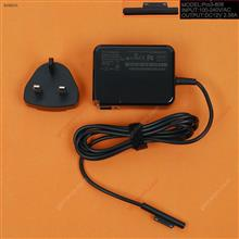 Microsoft 12V2.58A 31W surface PRO 3/4(Wall Charger Portable Power Adapter)Plug:UK Laptop Adapter 12V 2.58A 31W