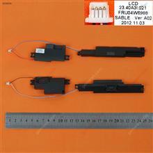 Internal Laptop Speakers For ThinkPad L430 L530(Original,Left+Right) Speakers 04W6988