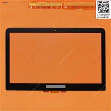 Touch Screen for Hp PAvilion X360 13-s101La Black, Part Number :H2565G00BN11 Touch Screen X360 13-S101LA