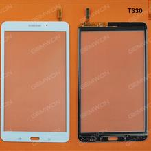 Touch screen for SAMSUNG T330 ,white Touch Screen T330