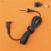 ASUS 3.0x1.1mm DC Cords with LED,0.3㎡ 1.2M,Material: Copper,(Good Quality) DC Jack/Cord 3.0*1.1MM