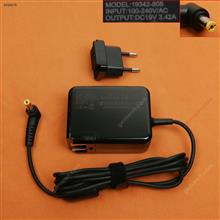 ACER 19V 3.42AΦ5.5*1.7MM 65W(Wall Charger Portable Power Adapter)Plug:EU Laptop Adapter 19V 3.42AΦ5.5*1.7MM