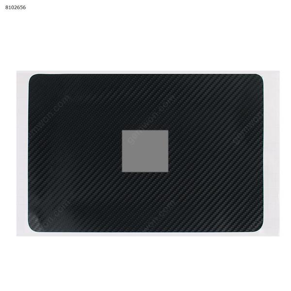 Carbon fiber Vinyl Skin Stickers Cover guard For HP EliteBook 840 G2 A cover,black Sticker N/A