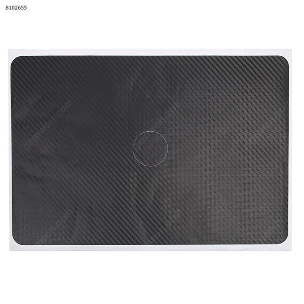 Carbon fiber Vinyl Skin Stickers Cover guard For HP EliteBook 840 G1 A cover,black Sticker N/A
