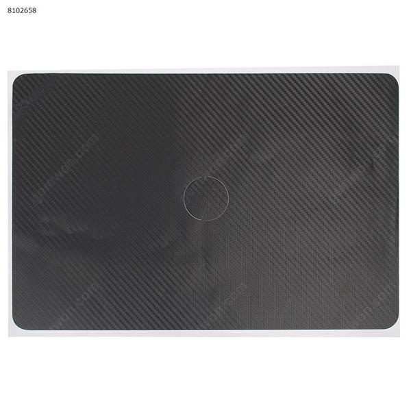 Carbon fiber Vinyl Skin Stickers Cover guard For HP EliteBook 850 G1 A cover,black Sticker N/A