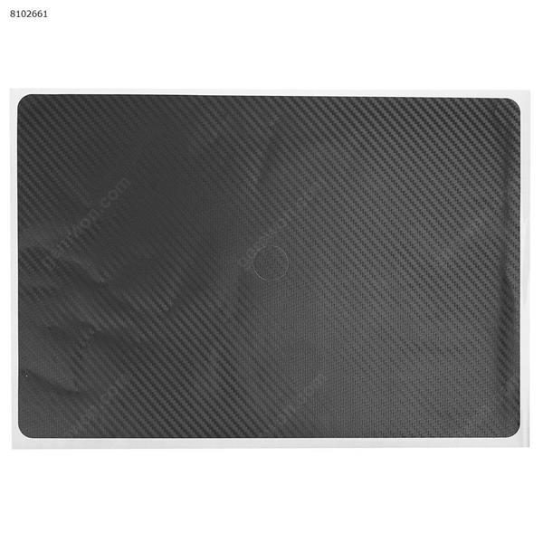 Carbon fiber Vinyl Skin Stickers Cover guard For HP EliteBook 9470M  A cover,black Sticker N/A