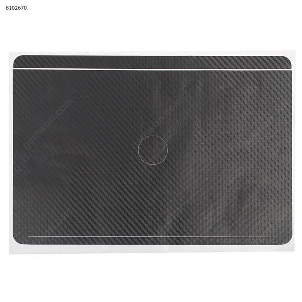 Carbon fiber Vinyl Skin Stickers Cover guard For DELL E7240 A cover,black Sticker N/A