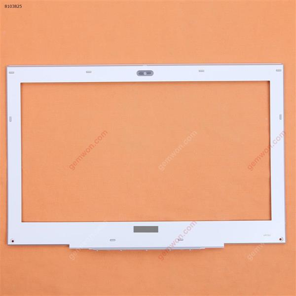Sony Vaio VPC-SD VPC-SA LCD Front Frame Plastic Cover Silver Cover N/A