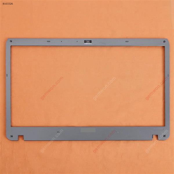 SONY VPC-F11 VPC-F12 VPC-F13 LCD Front Frame Plastic Cover Dark grey Cover N/A