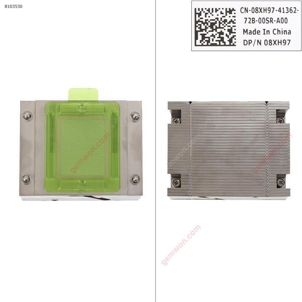 DELL Poweredge Server R530 Only Server Heatsink Server Heatsink 8XH97 08XH97
