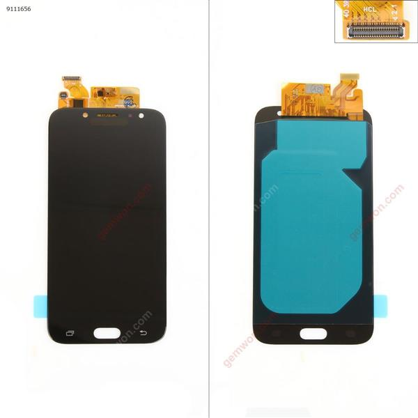 OLED QUALITY LCD FOR SAMSUNG Galaxy J7 Pro 2017 J730 Display Touch Screen Replacement For  SAMSUNG Galaxy J7 Pro 2017 J730 SM-J730F J730FM/DS J730F/DS J730GM/DS Mobile Phone LCDs from Cellphones BLACK OEM Phone Display Complete SAMSUNG GALAXY J7 PRO 2017 J730