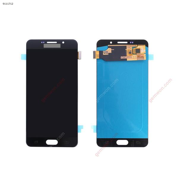 OLED QUALITY LCD FOR SAMSUNG  Galaxy A7 2016 A710 Display Touch Screen Replacement For  SAMSUNG Galaxy A7100 A710F A710M  Mobile Phone LCDs from Cellphones BLACK OEM Phone Display Complete SAMSUNG GALAXY A7 2016 A710