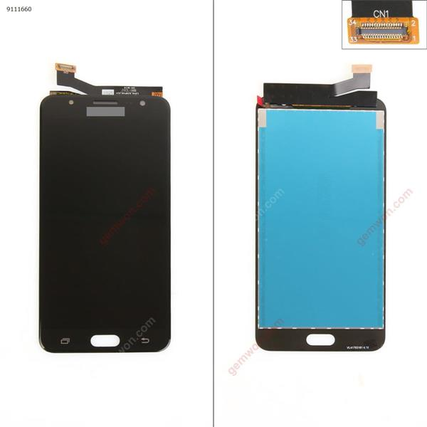 AMOLED ORIGINAL LCD for SAMSUNG Galaxy J7 Prime Display LCD Touch Screen for SAMSUNG Galaxy G610F G6100 G610M Mobile Phone LCDs from Cellphones BLACK Phone Display Complete SAMSUNG GALAXY J7 PRIME G6100