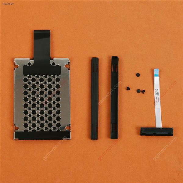 Hard Drive Disk Tray HDD Caddy & Connector Cable For HP Pavilion 15-AB 15-AB065TX 15-AB006TX Cover DD0X18HD011