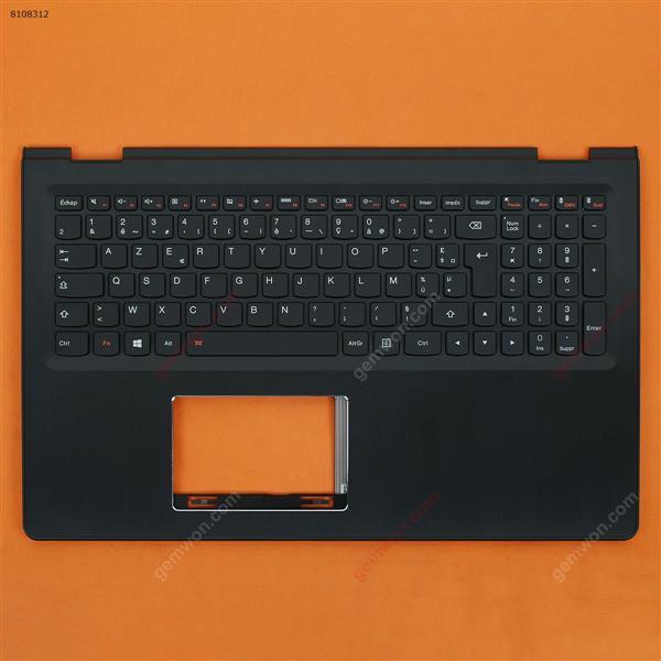 Lenovo IdeaPad 700-15ISK palmres with FR Backlit  keyboard case Upper cover BLACK Cover N/A