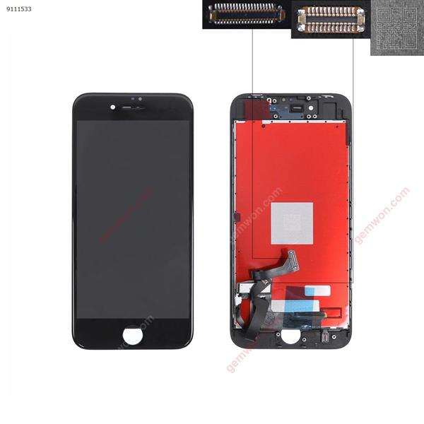 LCD+Touch Screen for iPhone 8  black OEM Phone Display Complete IPHONE 8