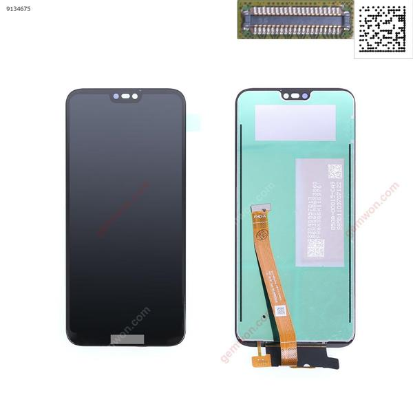 LCD+Touch Screen for HUAWEI p20 lite BLACK Phone Display Complete P20 LITE E323073