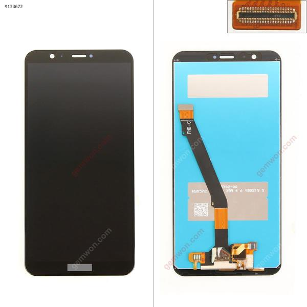 LCD+Touch Screen for HUAWEI P-Smart/7S BLACK Phone Display Complete P-SMART/7S