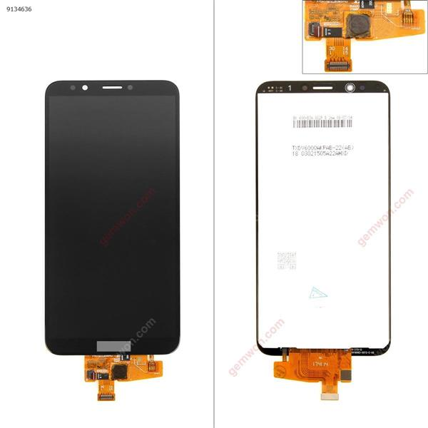 LCD+Touch Screen for HUAWEI Y7 2018/7C BLACK Phone Display Complete Y7 2018/7C