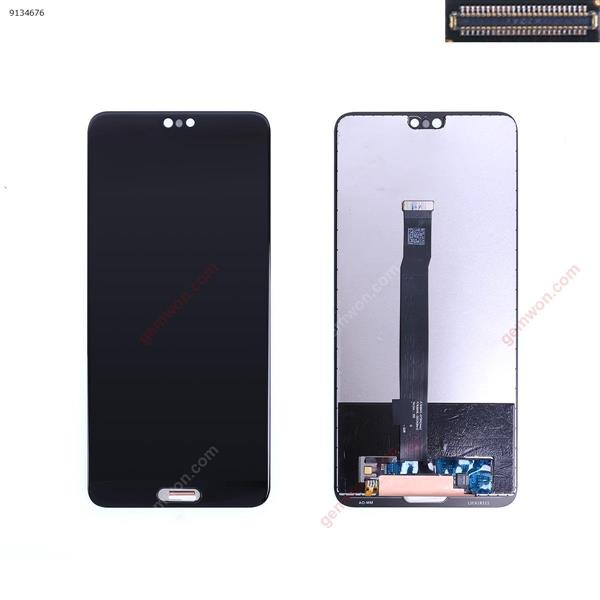 LCD+Touch Screen for HUAWEI P20 BLACK Phone Display Complete P20 6850L-2054A