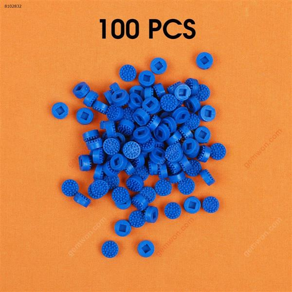 100Pcs New DELL Laptop keyboard Mouse Pointing Stick Cap,Blue Computer Accessories N/A