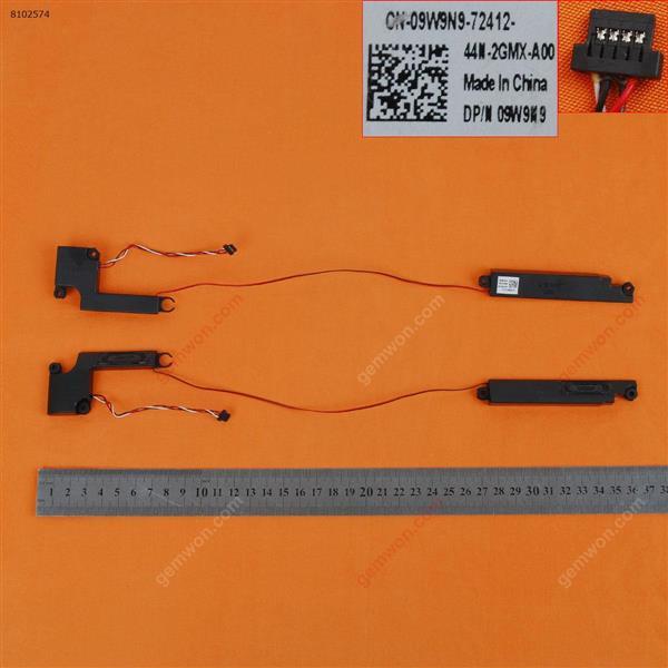 Internal Laptop Speakers For DELL Vostro 5560 V5560(Left+Right) Speakers 9W9N9