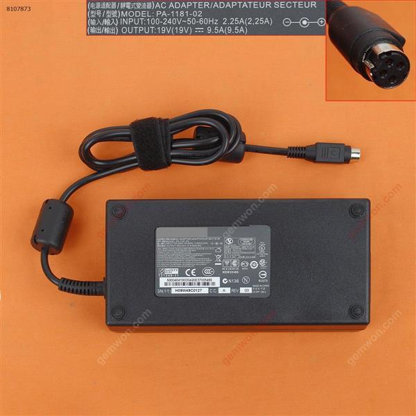 Toshiba 19V 9.5A (4Holes) (High copy) Laptop Adapter 19V 9.5A (4HOLES)