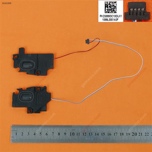 Internal Laptop Speakers For Lenovo Y40-80 Y40-70(Left+Right) Speakers PK23000OC10