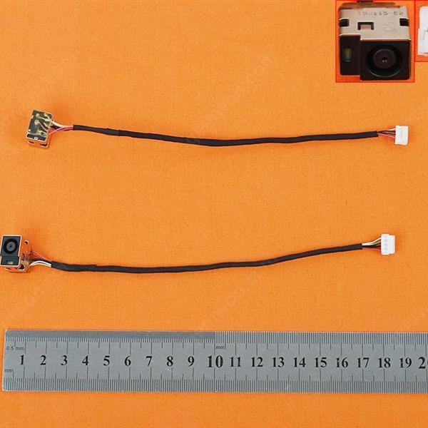 HP G7-1000 series p/n 641394-001 DC Jack/Cord PJ231