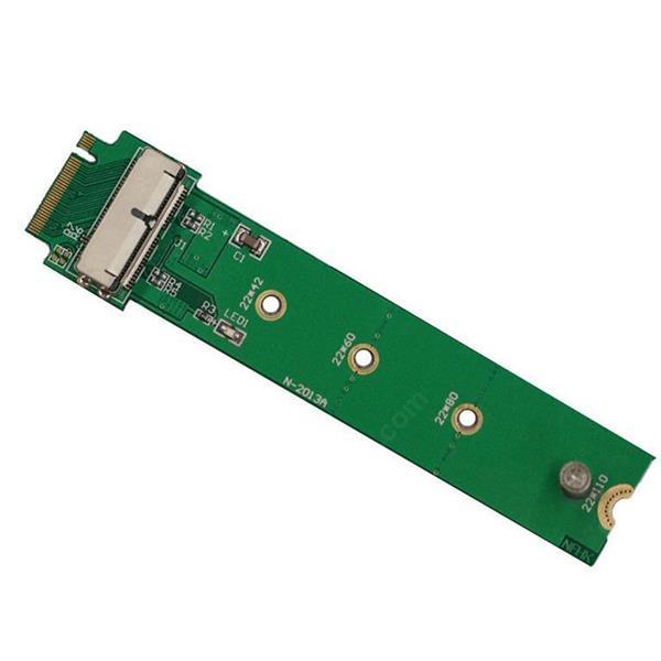 PCI-E 4X/2X M.2 NGFF M-Key To Macbook A1493 A1502 A1398 A1466 A1465 SSD 16+12pin(2013-2016 years) Board N/A