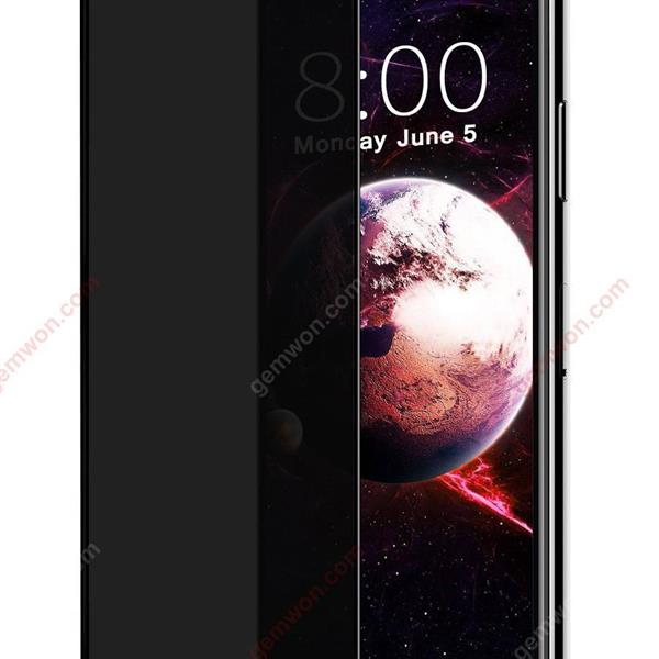 iPhone X 3D mobile phone surface anti-privacy film (black)IPHONE X