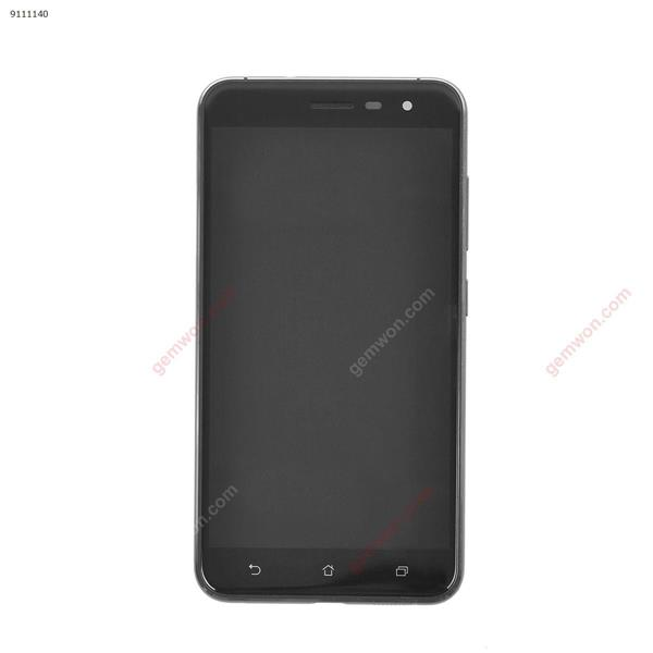 LCD+Touch Screen +FRAME For ASUS  ZE552KL BLACK Phone Display Complete ASUS  ZE552KL